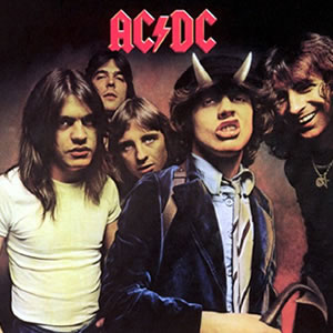 AC/DC Song Lyrics Quiz