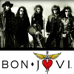 Bon Jovi Lyrics Quiz
