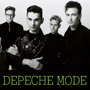 Depeche Mode Song Lyrics Quiz