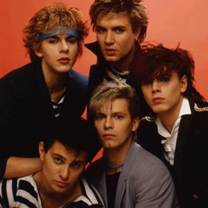 Duran Duran Song Lyrics Quiz