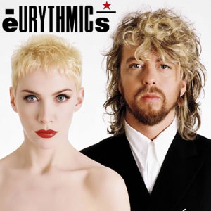 Eurythmics Song Lyrics Quiz