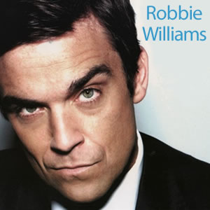 Robbie Williams Song Lyrics Quiz