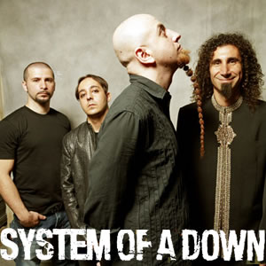 System Of A Down Lyrics Quiz